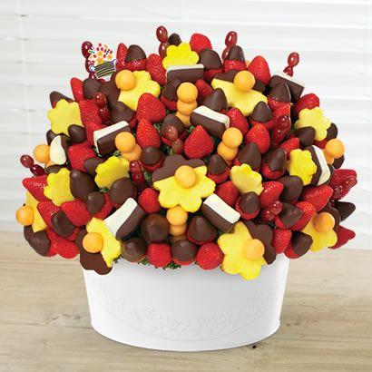Berry Chocolate Bouquet®  Dipped Pineapple & Bananas