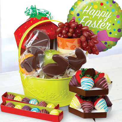 Delightful Easter Gift Basket