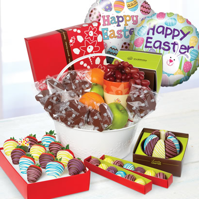 Perfect Easter Gift Basket