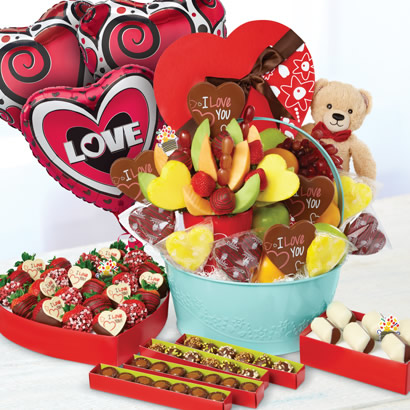 Ultimate Love Gift Basket