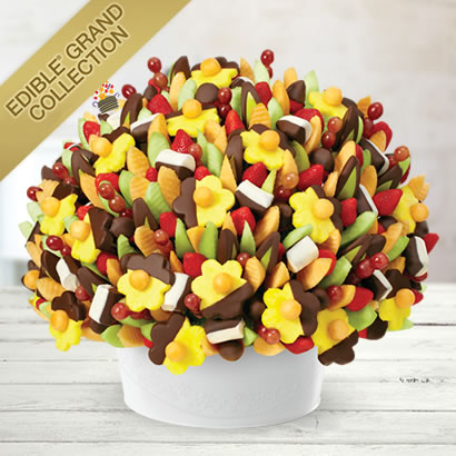 Edible Grand Collection Large Arrangement Best For Groups and Weddings