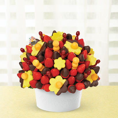 Berry Chocolate Bouquet®  Dipped Pineapple
