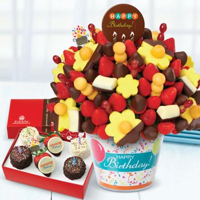 Berry Special Winter Birthday