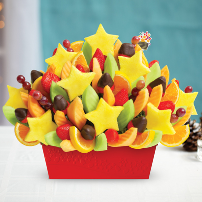 Brighten Their Day Festival Dipped Strawberries