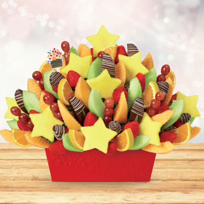 Brighten Their Day Festival Swizzle Berries® & Apples