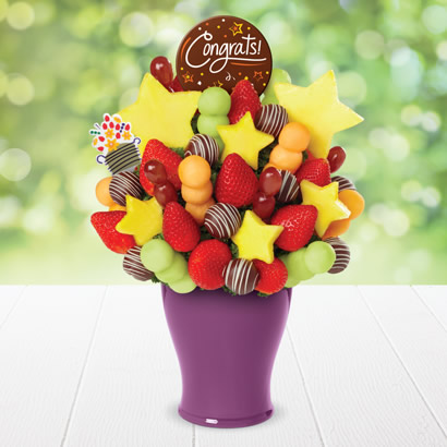Congratulations Gifts Fruit Bouquet