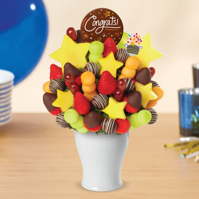 Congratulations Bouquet Dipped Strawberries