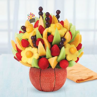 Edible Sports Collection Basketball Arrangement Slam Dunk Delight™