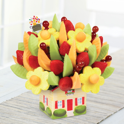 Delicious Fruit Design®  in Happy House Keepsake