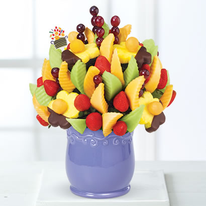 Delicious Fruit Design®  Dipped Pineapple
