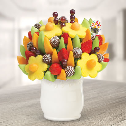 Delicious Fruit Design®Swizzle Apple Fruit Truffles®