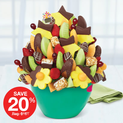 Delicious Celebration® – Mouthwatering Favorites in Serving Bowl