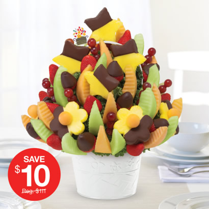 Delicious Celebration®  Dipped Strawberries & Pineapple