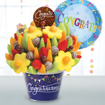 Delicious Congratulations Gift Set