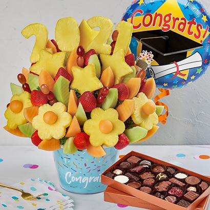 Fruit & Chocolate Graduation Bundle