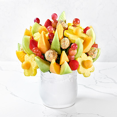 Happy B-Day Delicious Fruit Design w/ Funfetti Berries