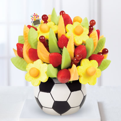 Edible Sports Collection Soccer Arrangement Just for Kicks™