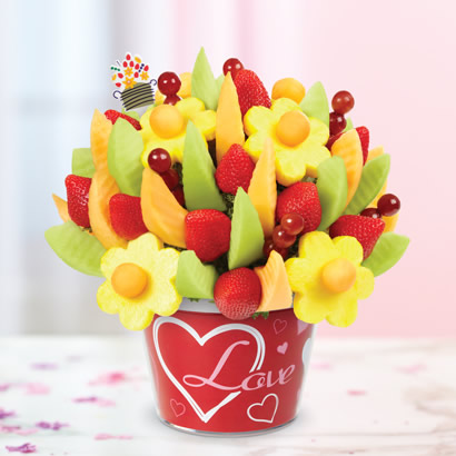 Delicious Fruit Design - Love Container