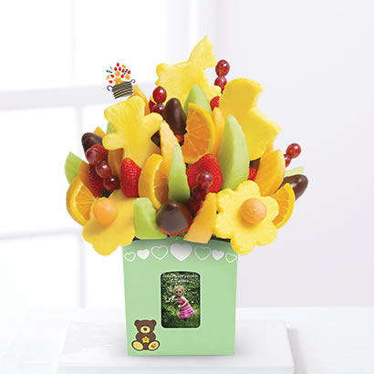 Precious Arrival Bouquet™ Dipped Strawberries