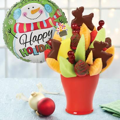 Seasons Greetings Daisy Package