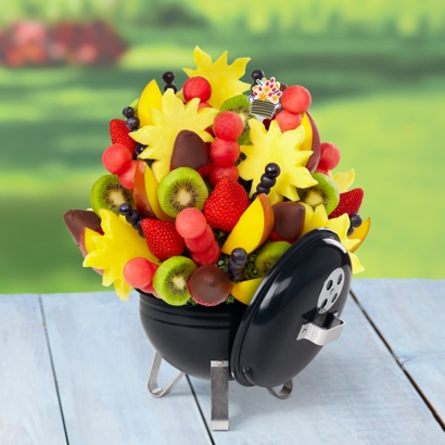 Sizzlin Summer Bouquet Dipped Strawberries