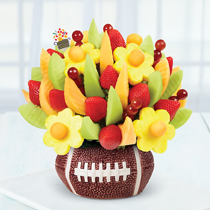 Edible Sports Collection Football Arrangement Touchdown Delight™
