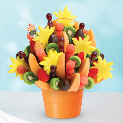 Watermelon Kiwi Summer Bouquet™ Dipped Strawberries