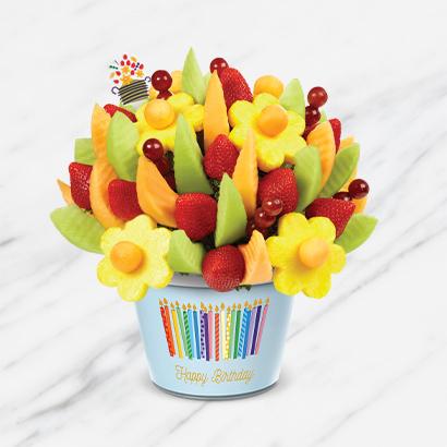 Delicious Fruit Design - Birthday Container