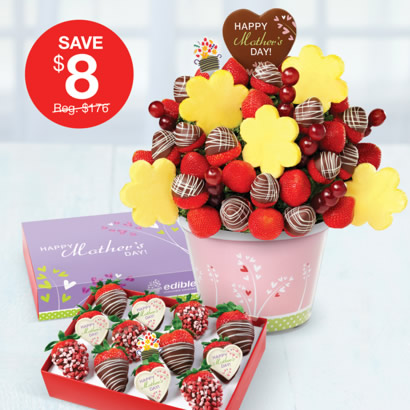 Mday berries package