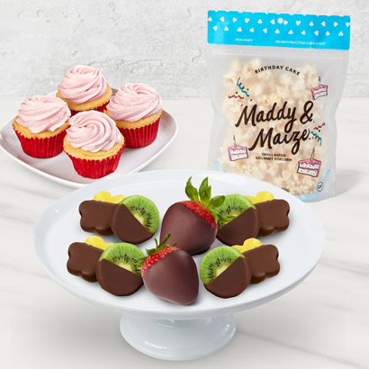 Strawberry Cupcake Duet