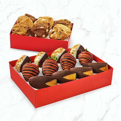 Flavors of Fall Box & Cookie Assortment
