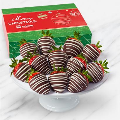 Merry Christmas Swizzle® Berries Box