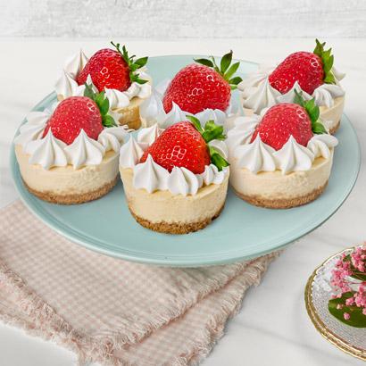 Strawberry Cheesecake Indulgence Box