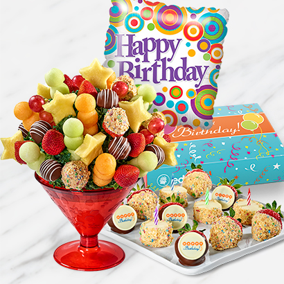 Birthday Wish Confetti Bundle