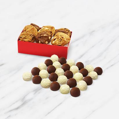 Tis the Season Truffles & Cookie Bundle