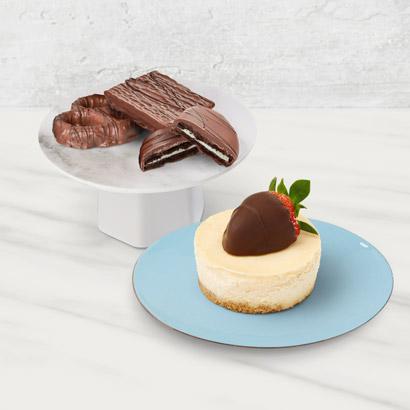 Cheesecake Treat Dessert Box