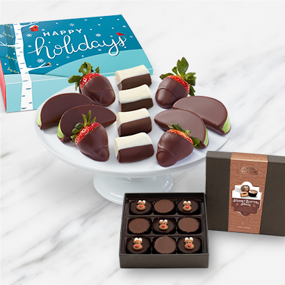 Chocolate Lovers Holiday Wish