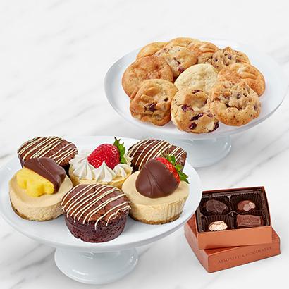 Chocolates & More Treat Bundle