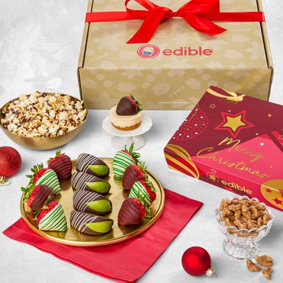 Christmas Treat Indulgence Gift Box