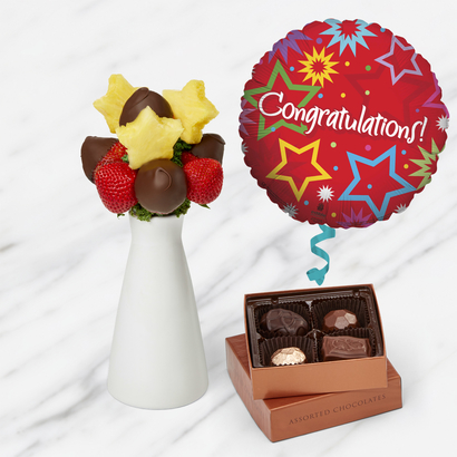 Congratulations Chocolate Bundle