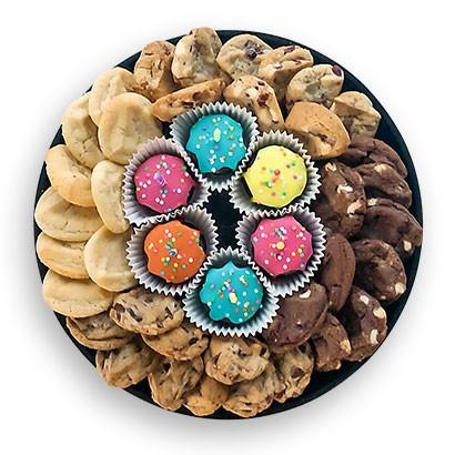Birthday Cookies & Drip Cakes™ Platter