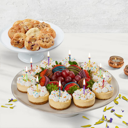 Diwali Cookie and Cheesecakes Bundle