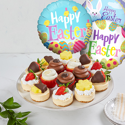 Easter Cupcakes & Berries Bundle