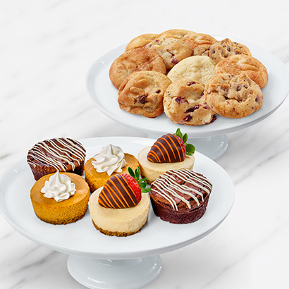 Fall Cookies and Cheesecakes Box
