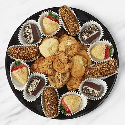 Fathers Day Dessert Platter