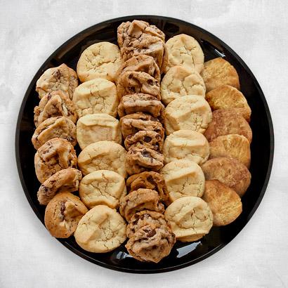 Fresh Baked Gourmet Cookie Platter