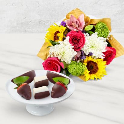 FruitFlowers® Chocolate Assortment Bundle