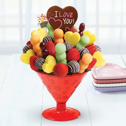 Fun Lovin-tini™ - with Belgian Chocolate Pop