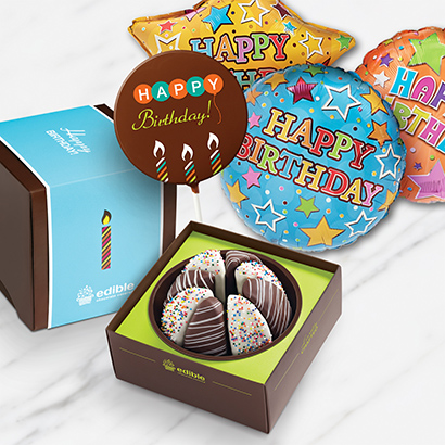 Happy Birthday Caramel Apple Bundle