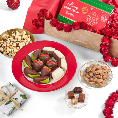 Merry Christmas Curated Gift Box
